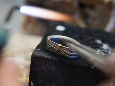 Make your own Wedding Rings - Join